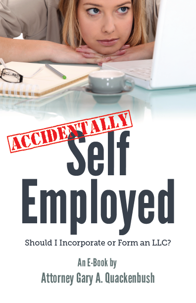 Accidentally Self Employed- Small Business