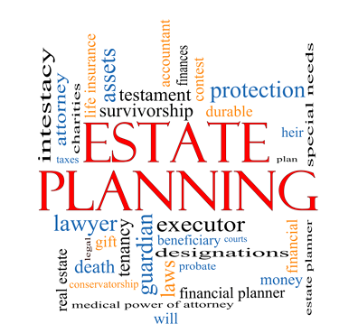 what is a complete estate plan